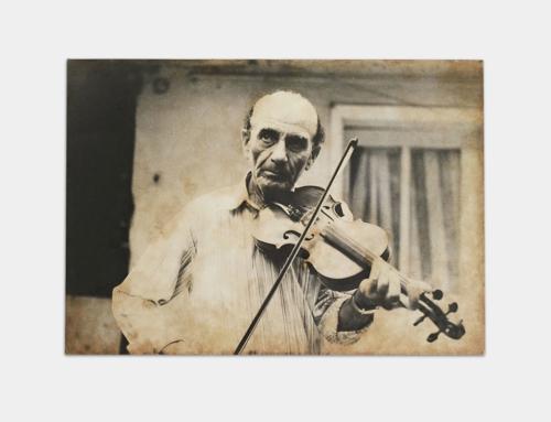 lávutari | Violinist