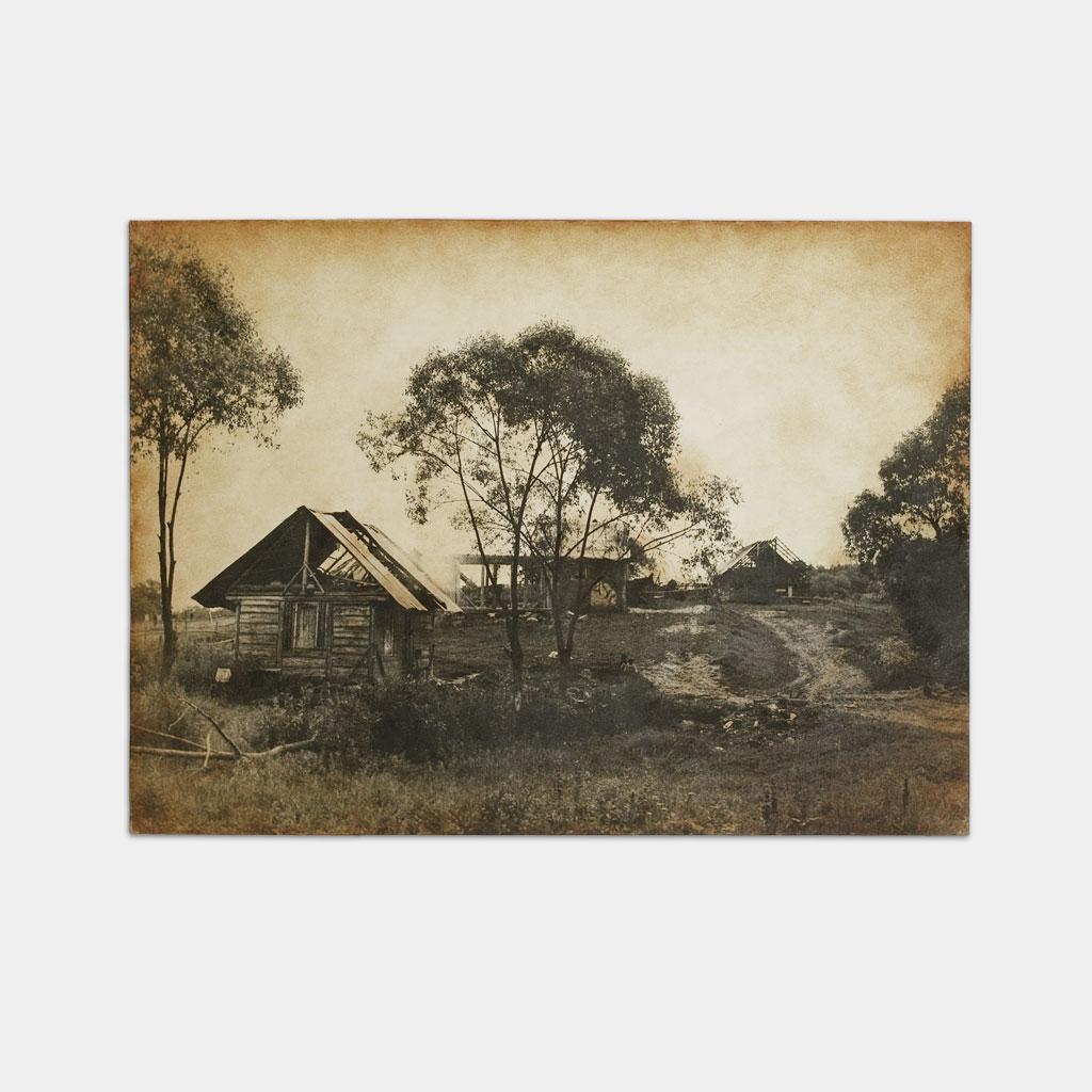 ジプシーの小屋の写真(正面)