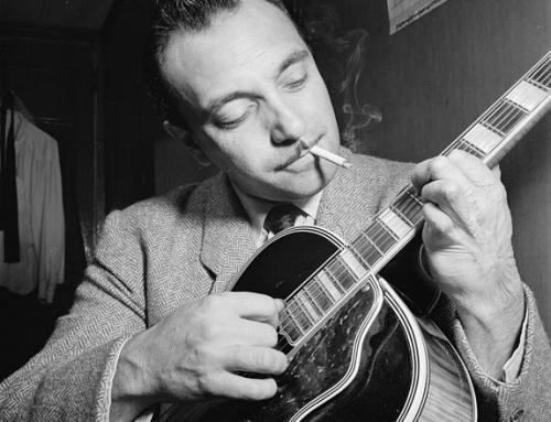 ジプシーのギタリスト|ジャンゴ・ラインハルト